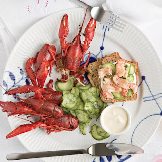 Swedish Crayfish Boil
