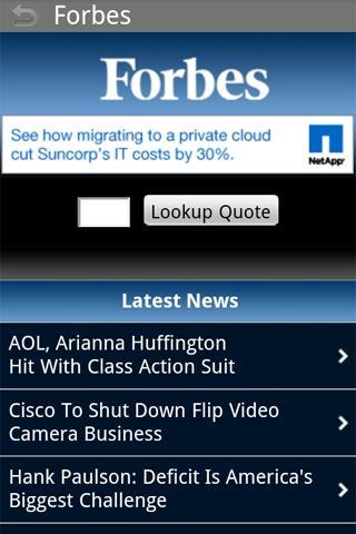 US News- screenshot