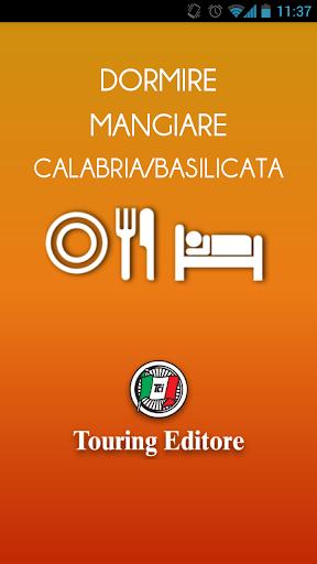 Basilicata Calabria Dormi Mang