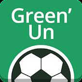 Sheffield Green'Un Football