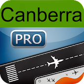 Canberra Airport+FlightTracker