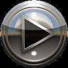 Poweramp skin sterling silver icon