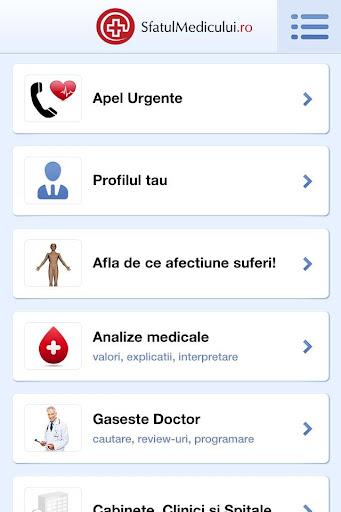 Sfatul medicului