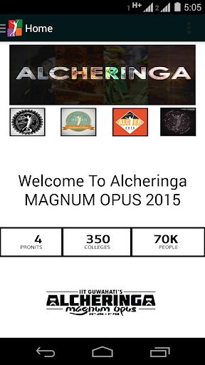 Alcheringa 2015 IIT Guwahati