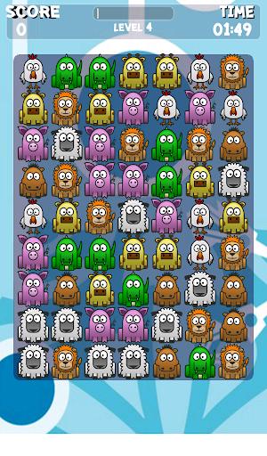 Animal Puzzle Match Kids