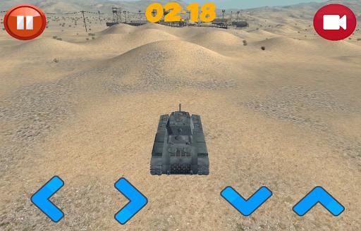 Tank Stunt Driver