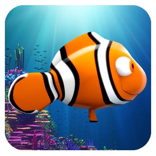 小丑鱼水泼奥斯卡 休閒 App LOGO-硬是要APP