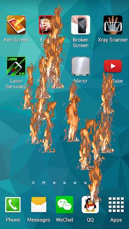 Fire Screen - Crack Screen 2.0 screenshot 642048