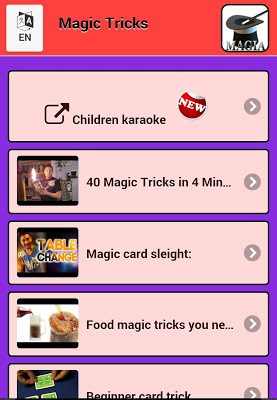 Magic Tricks - screenshot