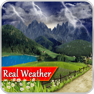 Mountain Weather LWP 個人化 App LOGO-APP試玩