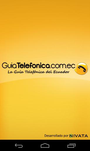 Guiatelefonica.com.ec