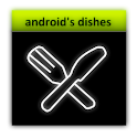 android's dishes – cookbook logo