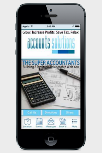 Accounts Solutions
