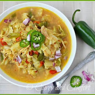 Thai Cabbage Soup Recipes.