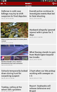 HeraldNet – The Everett Herald - screenshot thumbnail