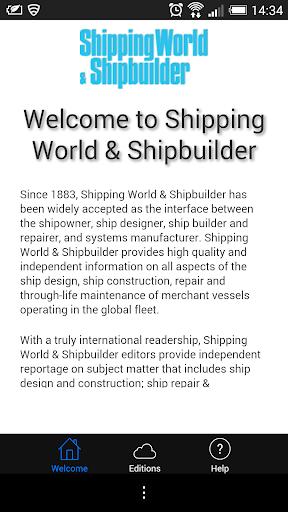 Shipping World and Shipbuilder