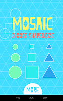 Screenshot of Mosaic App