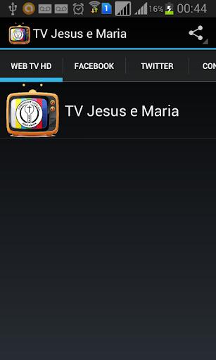 Tv Jesus e Maria