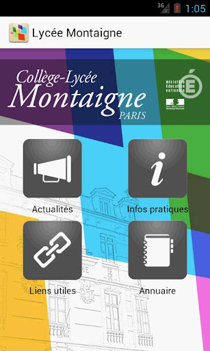 Lycée Montaigne Paris