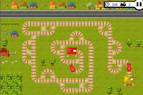 Train Mania- screenshot