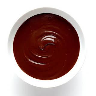 Hot Fudge Sauce.