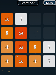 2048 for Android Wear- screenshot thumbnail