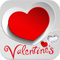Valentine's Heart Live WP icon
