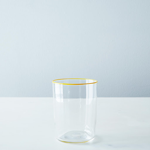 Handblown Half Pint Glass Tumbler