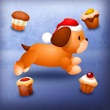Running Puppy icon