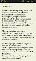 Screenshot of paperless.Parking - Vienna Pro