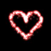 Valentine Particle Storm