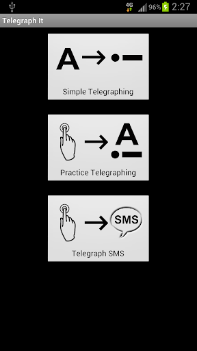 Telegraph It