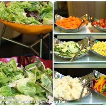 Outstanding Big Apple Restaurant Berjaya Times Square Malaysia Food Interior Design Ideas Ghosoteloinfo