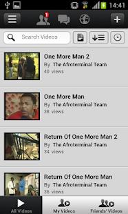 Afroterminal - screenshot thumbnail