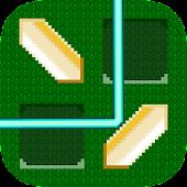 Laser Reflection Pixel Puzzle