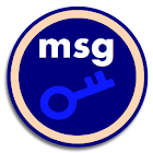 Lock Screen Message icon