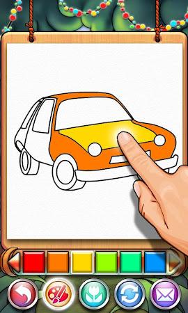 Coloring Book Car-draw game 1.0.12 screenshot 78957