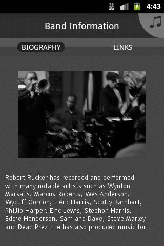 The Robert Rucker Project - screenshot