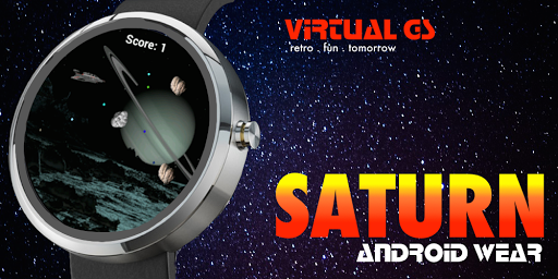 SATURN(Android Wear)