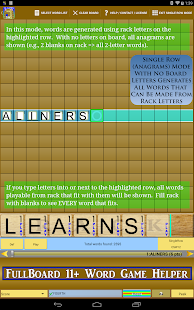 Words Solver 4 Friends + Ten- screenshot thumbnail