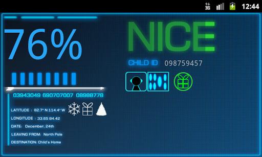 【免費娛樂App】Elf ScanOMeter Naughty or Nice-APP點子
