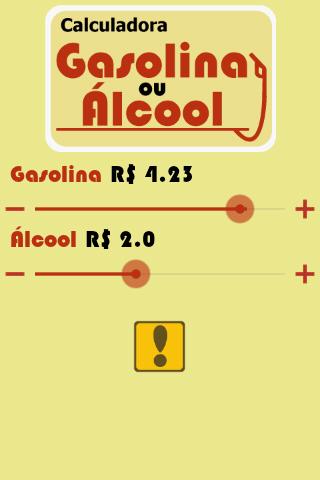 玩免費財經APP|下載Calculadora Gasolina ou Álcool app不用錢|硬是要APP
