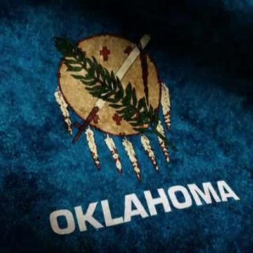 Oklahoma Flag Live Wallpaper 個人化 LOGO-阿達玩APP