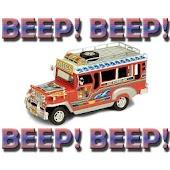 Beep! Beep! Beep! Beep!