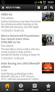 Moto World News - screenshot thumbnail