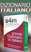 Screenshot of Italian dictionary FREE