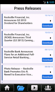 Rockville IR (RCKB) - screenshot thumbnail