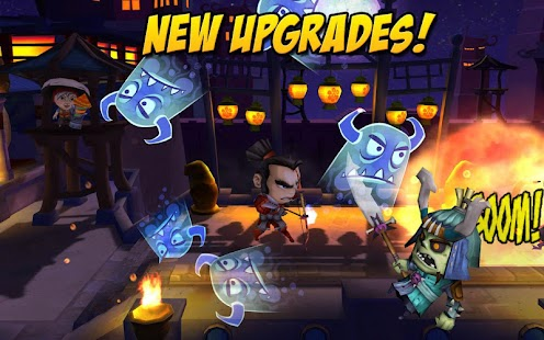 SAMURAI vs ZOMBIES DEFENSE 2 Screenshot 30