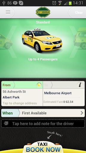West Suburban Taxi