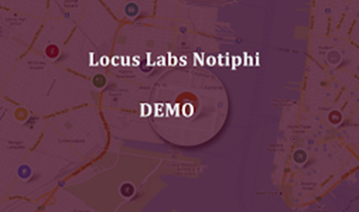 Locus Labs Notiphi Demo